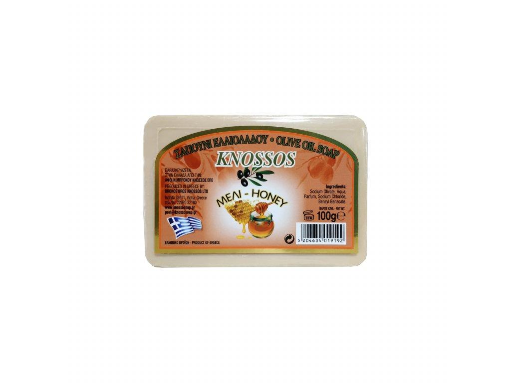 2. Olive Oil Soap Honey 100g