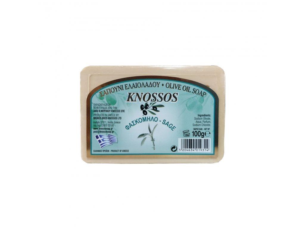 2. Olive Oil Soap Sage 100g