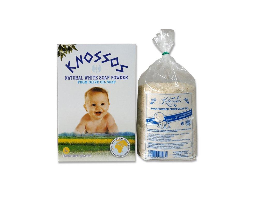 10. Olive Oil Soap Powder White 1kg