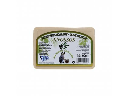 2. Olive Oil Soap with Donkey Milk 100g