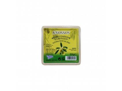 1. Olive Oil Soap Natural White 200g