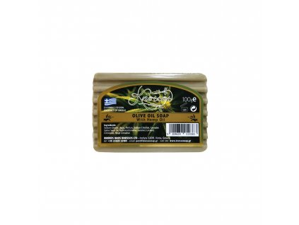 7. Olive Oil Soap with Hemp Oil 100g