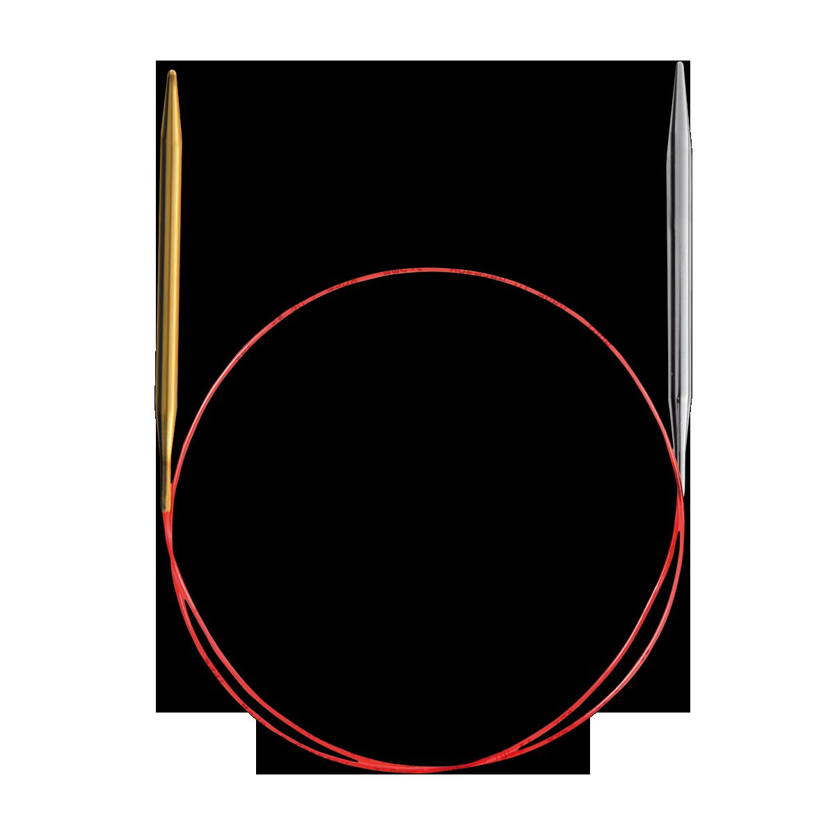 Jak se vyznat v jednotlivých druzích kruhových jehlic?