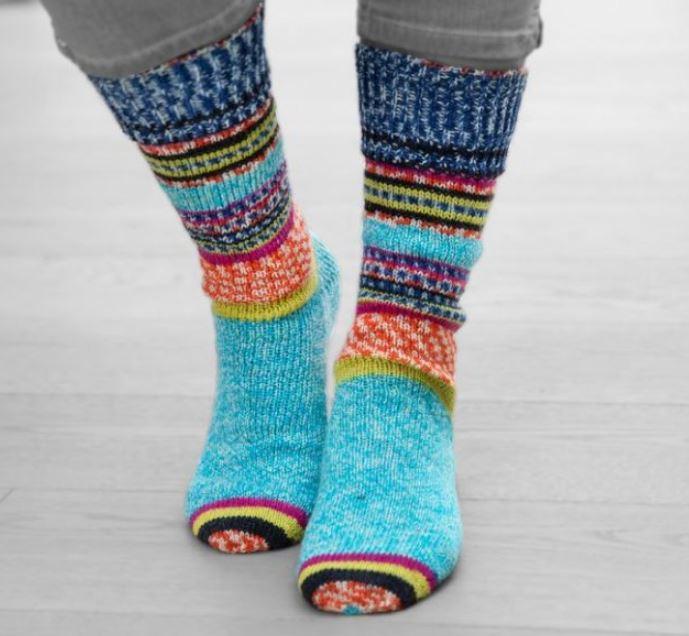 Příze na ponožky