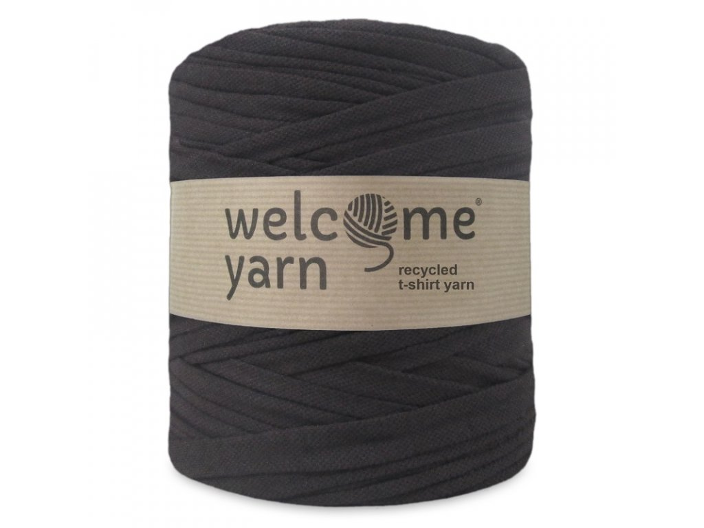 T shirt Yarn Dark Brown TP1051