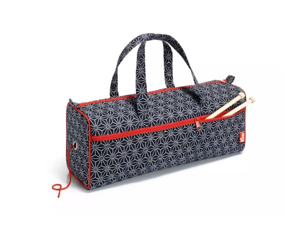 PRYM taška na pletací potřeby Kyoto