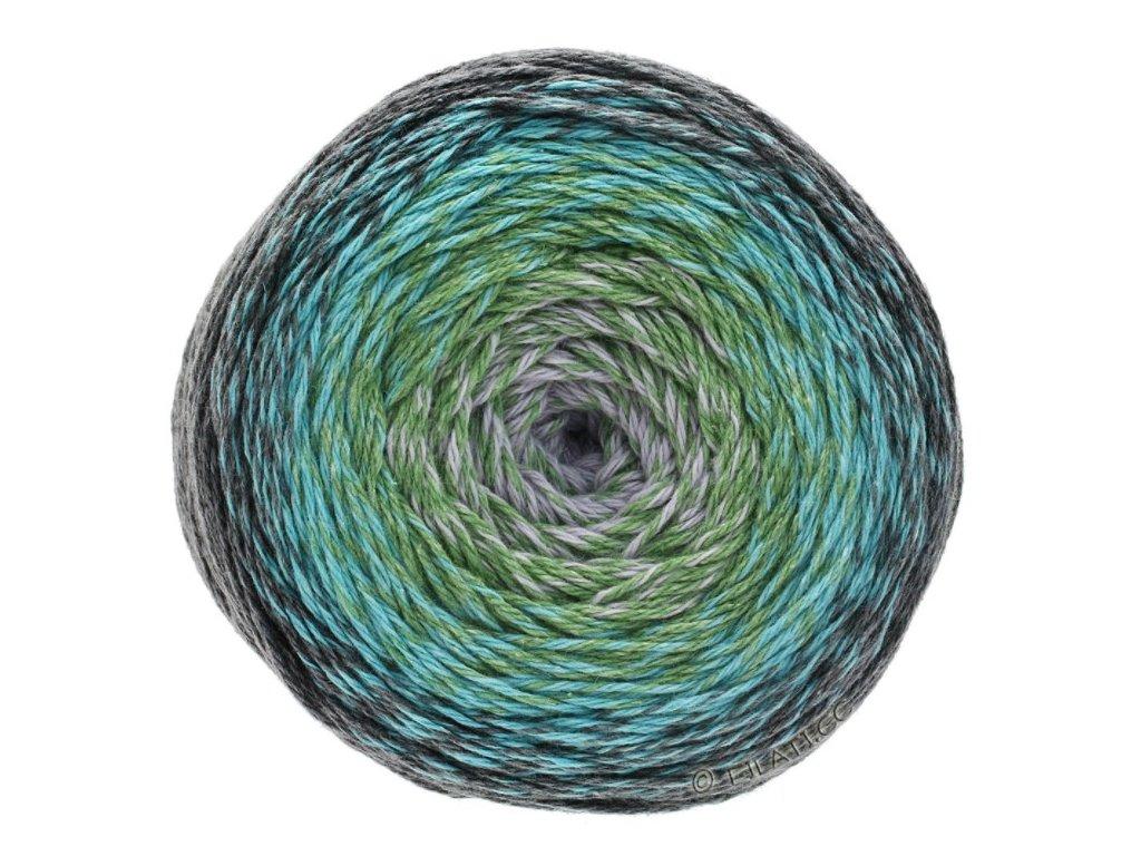 Příze LANA GROSSA Twisted Merino Cotton, 200g různé odstíny
