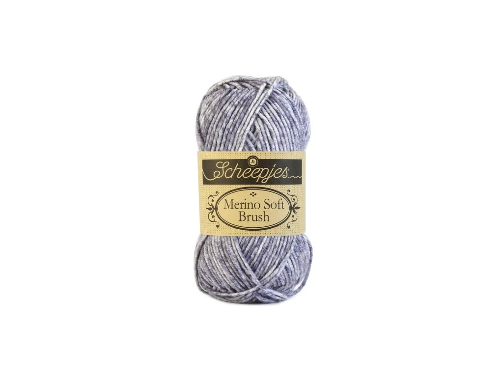Scheepjes Merino Soft Brush 253 Potter