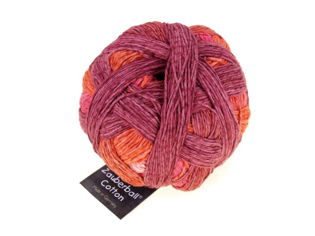 d7010224e Zauberball® Cotton 2339_ Altes Rom 100% Bavlna (Organic) 100g ...