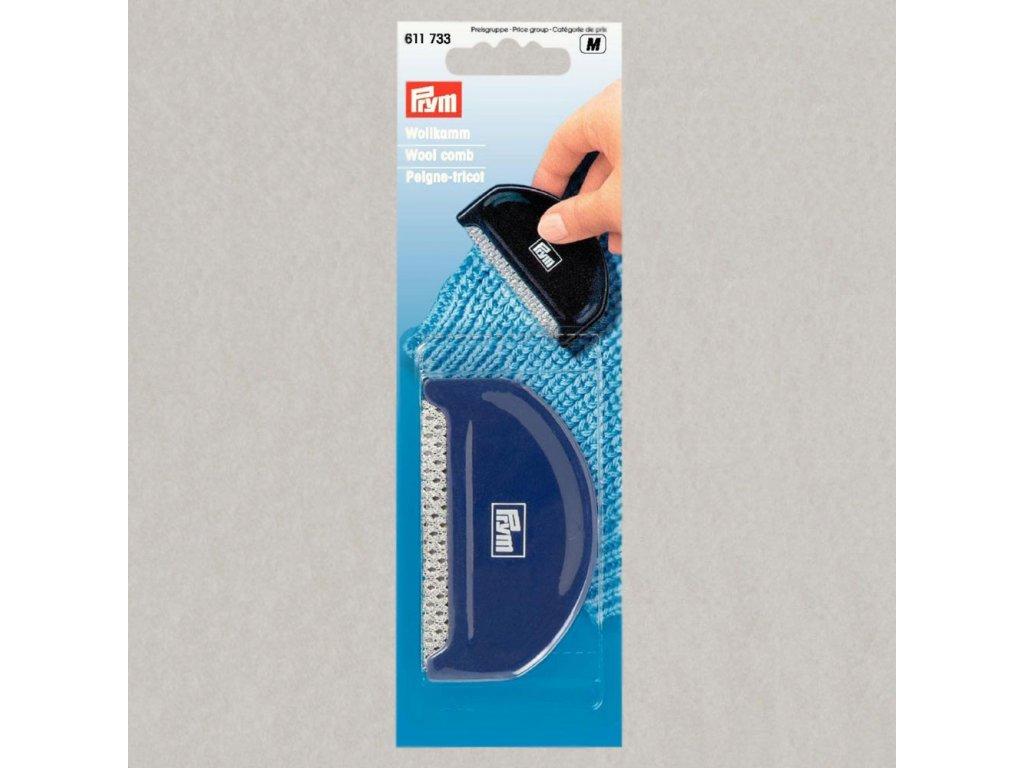prym plastic wool comb