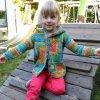 Ponožková příze Opal Hundertwasser 988 - 3200, 100g -