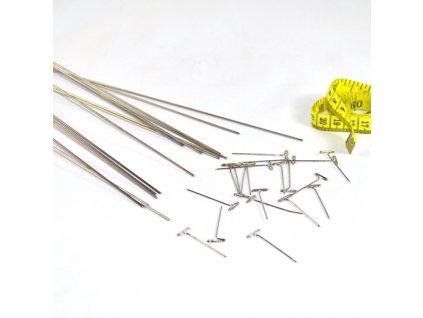 Knit Pro sada k vypínání pletených a háčkovaných krajek