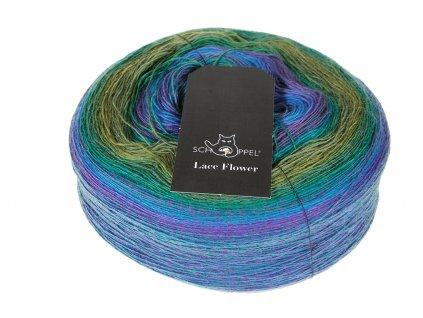 Schoppel-wolle Lace Flower 2365_ Mittelland 100% merino superwash