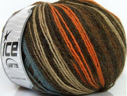 Příze ICE YARNS Alpaca Fine 36980, 100g