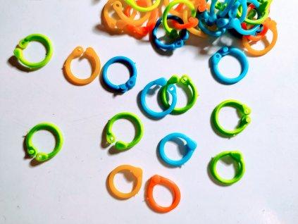 Sada značítek kroužků, značítka 10 kusů