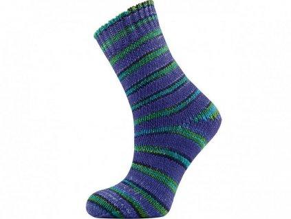 Příze ICE yarns Hand Dyed Sock Merino 68862