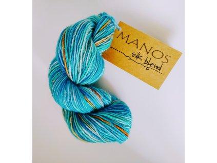 Příze Manos del Uruguay Silk Blend, 9717 50g