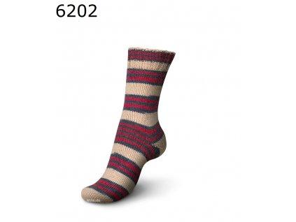 Schachenmayr Regia Cruise Color 6-fach 06202 ponožková příze 100g