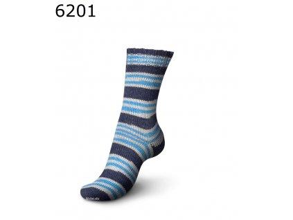 Schachenmayr Regia Cruise Color 6-fach 06201 ponožková příze 100g