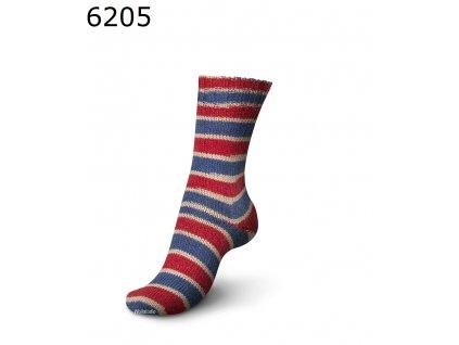 Schachenmayr Regia Cruise Color 6-fach 06205 ponožková příze 100g