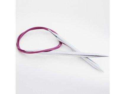 Jehlice kruhové Knit Pro Nova Metal 2,50mm různé délky lanka