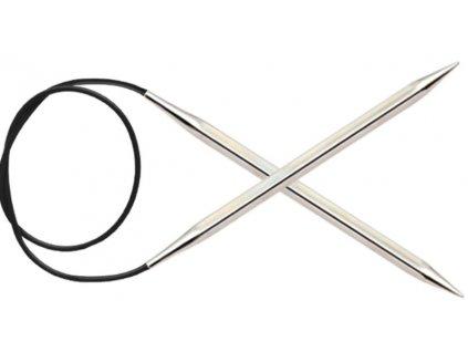 Jehlice kruhové Knit Pro Nova Cubics 4,00mm různé délky lanka