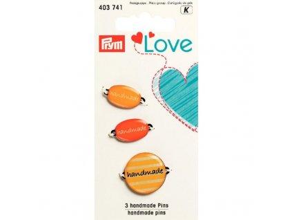vyr 4984Prym love Handmade zlte 403741