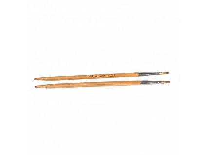 HiyaHiya Bamboo šroubovací jehlice různé velikosti