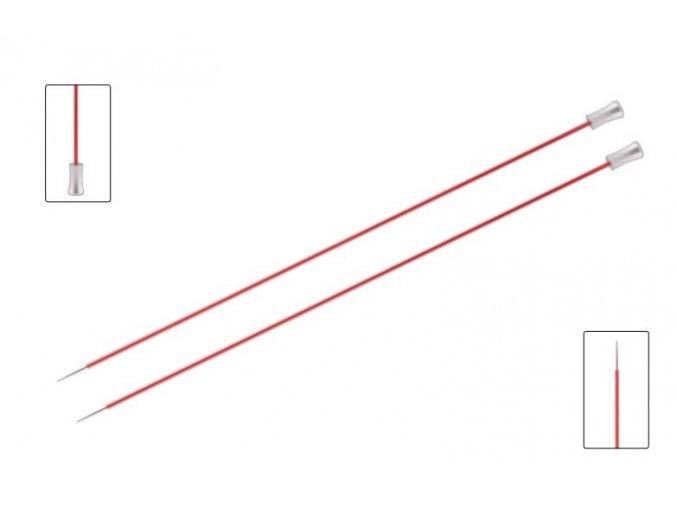 Knit Pro Zing jehlice dlouhé 30 cm, více velikostí