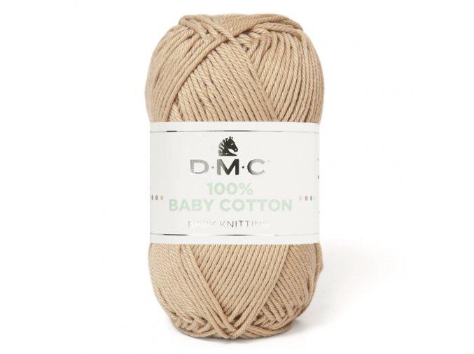 Příze DMC Baby Cotton 773, 100% bavlna, 50g