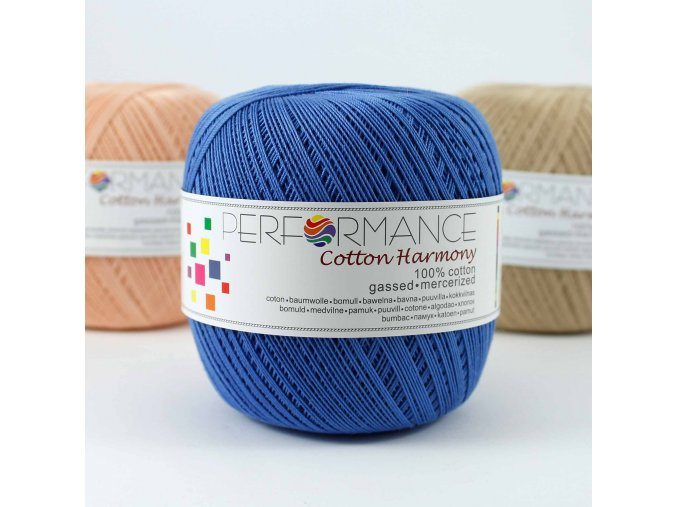 Performance yarn Cotton Harmony 0323, 100g