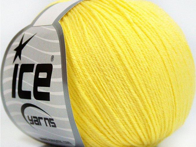 Baby Merino Soft Light Yellow