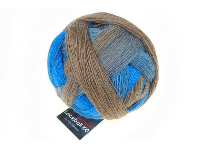 Lace Ball 100 2257_ Zone Aquetique 100% merino