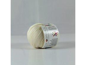 Příze PERFORMANCE yarn Cotton Xtra 100% marcerizovaná bavlna, 50g