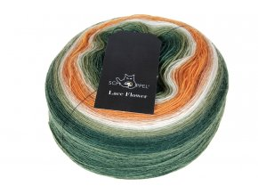 Schoppel-wolle Lace Flower 2330_ Herbstmeister 100% merino superwash
