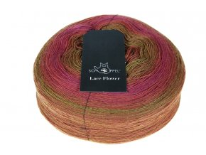 Schoppel-wolle Lace Flower 2359_ Kichererbse 100% merino superwash, 150g