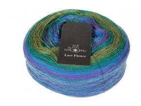 Schoppel-wolle Lace Flower 2365_ Mittelland 100% merino superwash