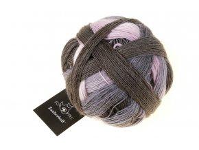 Příze schoppel-wolle Zauberball® 2364_ Tonspur 75% vlna, 25% polyamid ponožková příze 100g
