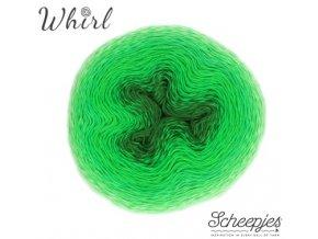 Příze Scheepjes Whirl 565 Murderous Mint 215g