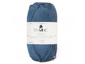 Příze DMC Baby Cotton 750, 100% bavlna, 50g