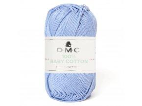 Příze DMC Baby Cotton 751, 100% bavlna, 50g
