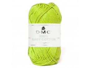 Příze DMC Baby Cotton 752, 100% bavlna, 50g