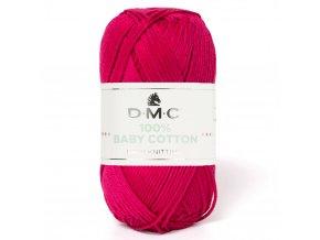 Příze DMC Baby Cotton 755, 100% bavlna, 50g