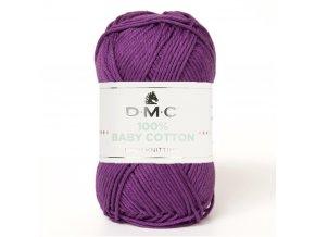 Příze DMC Baby Cotton 756, 100% bavlna, 50g