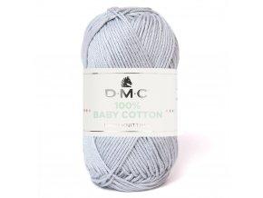 Příze DMC Baby Cotton 757, 100% bavlna, 50g