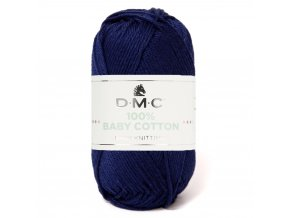 Příze DMC Baby Cotton 758, 100% bavlna, 50g