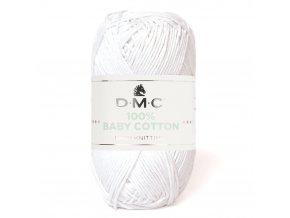 Příze DMC Baby Cotton 762, 100% bavlna, 50g