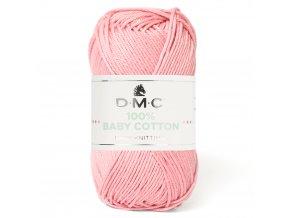 Příze DMC Baby Cotton 764, 100% bavlna, 50g