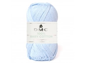 Příze DMC Baby Cotton 765, 100% bavlna, 50g