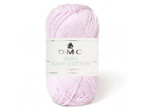 Příze DMC Baby Cotton 766, 100% bavlna, 50g